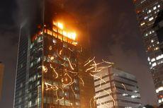 Api Lahap 4 Lantai Wisma Kosgoro