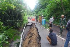 Jalan Kelok 44 di Agam Ambles, Lalu Lintas Ditutup Sementara