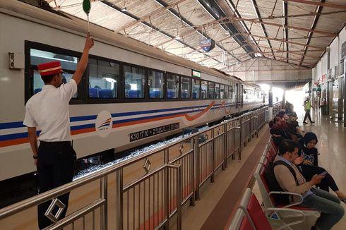 Mulai Beroperasi 16 Agustus, Berikut Jadwal Lengkap KA Argo Cheribon