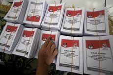 33.898 Surat Suara Rusak di Kabupaten Nagekeo