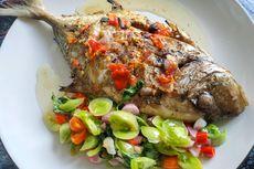 Resep Ikan Bakar Colo Dabu-dabu, Makanan Khas Papua