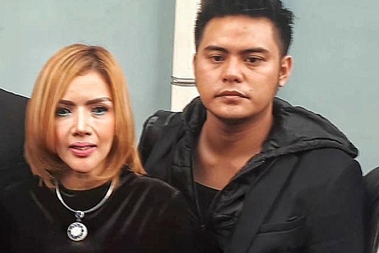 Berbie Kumalasari dan Galih Ginanjar saat ditemui di Gedung Trans TV, Tendean, Jakarta Selatan, Rabu (3/7/2019).