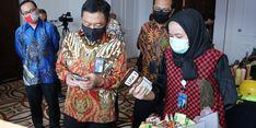 Resmikan PaDI UMKM, Erick Tohir Yakin UMKM Bisa Dorong Pemulihan Ekonomi