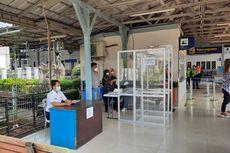 Stasiun Cikampek Kini Layani GeNose untuk Penumpang KA Jarak Jauh