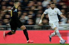 Real Madrid vs Man City, Karim Benzema Catat 100 Laga di Liga Champions Bagi Los Blancos
