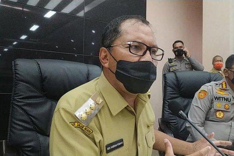 Wali Kota Makassar Mohammad Ramdhan Pomanto alias Danny Pomanto.