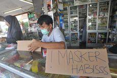 Pengusaha Masih Naikkan Harga Masker, Pemerintah Ancam Cabut Izin