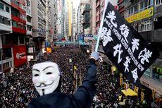 Pengunjuk Rasa Hong Kong Dijerat UU Baru, Bisa Dihukum Seumur Hidup