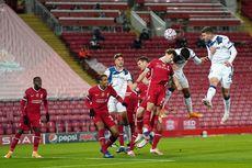 Babak I Liverpool Vs Atalanta, Nihil Gol pada 45 Menit Pertama