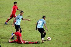 Hasil Persela Vs Sabah FA, Laga Tak Menentukan Berakhir Imbang
