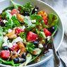 Resep Greek Salad Sederhana, Makan Malam Sehat Tidak Perlu Masak