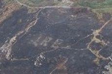 Kebakaran Hutan Ungkap Sebuah Pesan Era Perang Dunia II