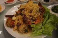 Terkenal di Bali, Kepiting Mama Chew Kunjungi Jakarta