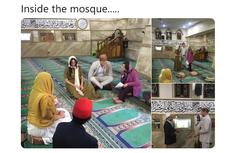 Busana Meghan Markle Saat Kunjungi Masjid Tertua di Cape Town