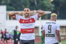 Hasil Persiraja Vs Madura United - Bayu Gatra dkk Menang 1-2