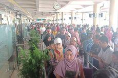 Arus Balik Lebaran, Lonjakan Penumpang Terjadi di Bandara Internasional Minangkabau
