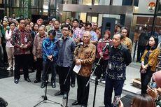 Saut Situmorang Enggan Komentar Terkait Ketua KPK Baru Irjen Firli