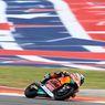 Raul Fernandez Pimpin Moto2 GP Amerika