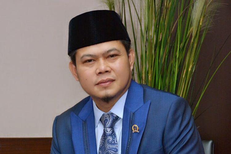 Wakil Ketua DPRD Jawa Barat Oleh Soleh.