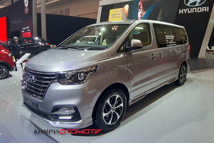 Hyundai H-1 Royale Limited Edition