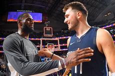 Hasil Draft NBA All-Star 2021: LeBron-Doncic Setim, KD-Curry Batal Reuni
