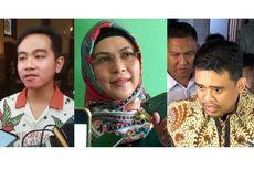 5 Nama Anggota Keluarga Tokoh Negeri yang Maju Pilkada 2020, Ada Anak Jokowi hingga Putra Amien Rais