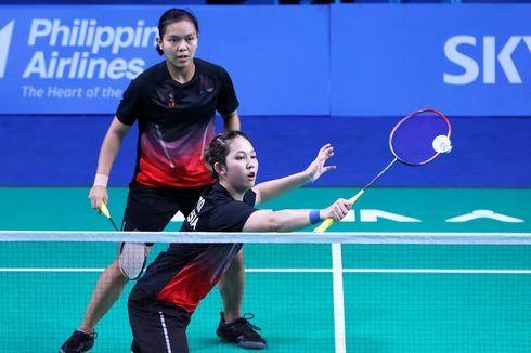 Hasil Indonesia Masters 2020, Siti/Ribka Melangkah ke Putaran Utama