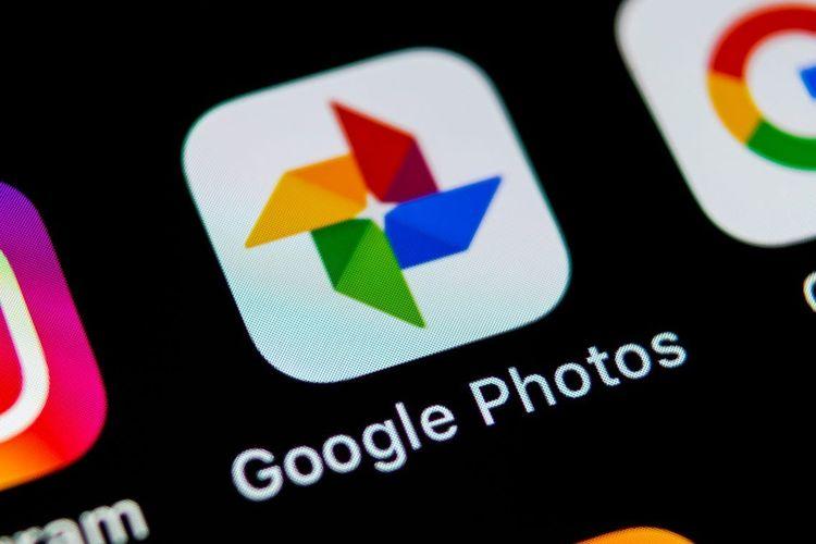 ilustrasi Google Photos