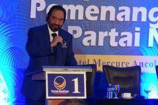 Surya Paloh: Saksi Pemilu Nasdem Tak Boleh Terima Uang Negara