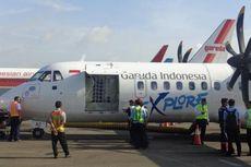 Rupiah Melemah, Garuda Indonesia Terancam Merugi