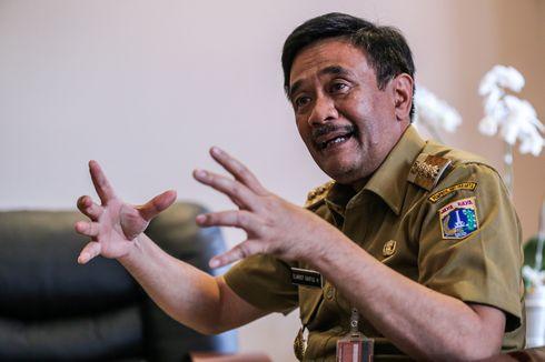 Djarot Akui, Trotoar Jakarta Sepanjang 1.300 Km Baru Direvitalisasi 10 Persen