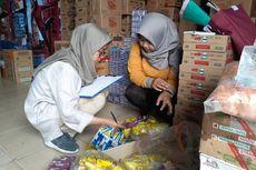 Jelang Natal dan Tahun Baru Petugas POM Rajin Sidak, Temukan 1.305 Produk Pangan Kadaluarsa