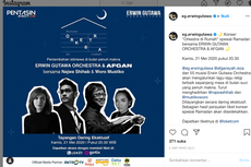 Gandeng Afgan, Erwin Gutawa Bakal Gelar Orkestra di Rumah Spesial Ramadhan