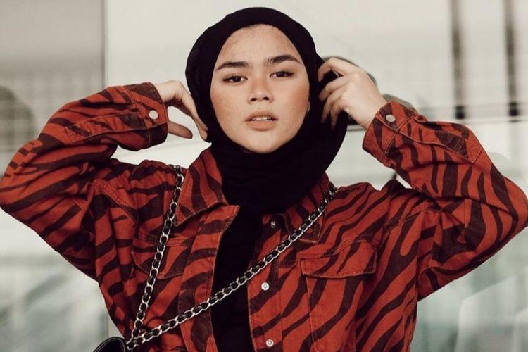 Penyanyi Sivia Azizah.