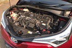 Hitung Biaya Servis Toyota C-HR Hybrid, 5 Tahun Cuma Rp 17 Jutaan