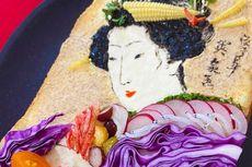 Roti Bakar Jadi Karya Seni di Tangan Desainer Jepang
