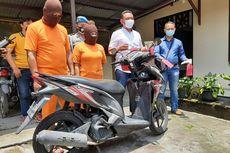 Butuh Modal Buka Angkringan, Pasutri di Sleman Curi Sepeda Motor