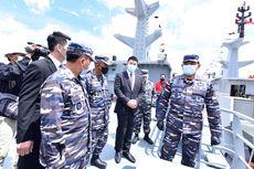 TNI AL Luncurkan 2 Kapal Perang Patroli Produksi Dalam Negeri