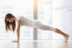 Manfaat Olahraga Plank, Tak Hanya Mengecilkan Perut Buncit