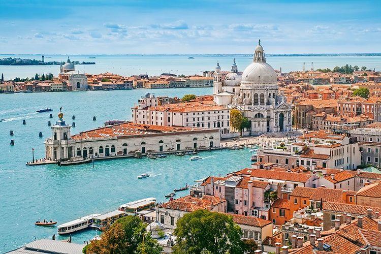 Venesia, Italia DOK. Shutterstock/Pani Garmyder