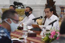 Jokowi Sebut Infrastruktur Tetap Dibangun di Tengah Pandemi