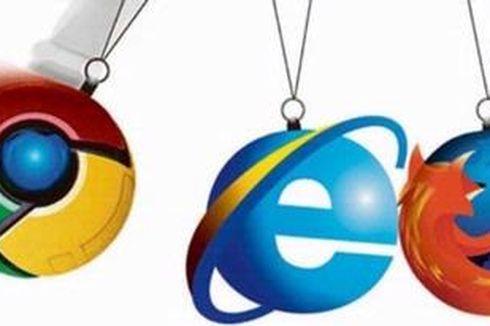 Adu Aman, IE10 Kalahkan Firefox dan Chrome