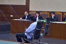 Bacakan Pleidoi, Terdakwa Akui Uang Suap Termasuk untuk Kakanwil Pajak DKI