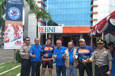 Kampanye Keselamatan Berlalu Lintas, Kakorlantas Gowes Jakarta-Lampung