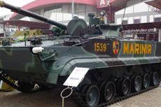 TNI AL Tambah 37 Tank Amfibi Buatan Rusia