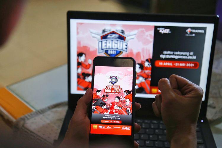 Telkomsel kembali menggelar Dunia Games League (DGL) 2021, sebuah turnamen e-sports yang dapat diikuti oleh tim profesional dan tim amatir