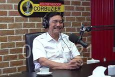 Umur 73 Tahun, Gaya Hidup Luhut Dipuji Deddy Corbuzier