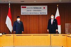 Prabowo Bertemu Menhan Jepang, Bahas Isu Keamanan Regional dan Kerja Sama Pertahanan
