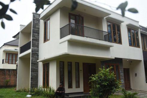 FOTO: Rumah Senilai Rp 2,965 Miliar Milik Luthfi Hasan Dilelang