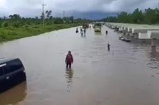 Seorang Balita Tewas karena Tenggelam Saat Banjir di Palangkaraya